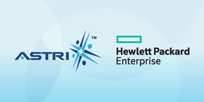 ASTRI – HPE Information Technology Research Centre