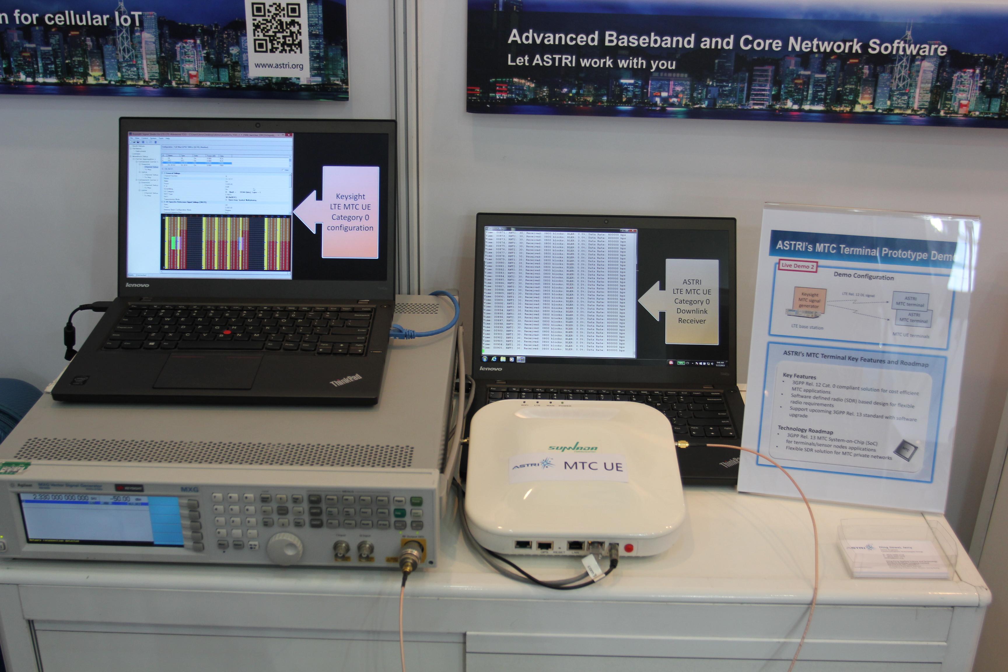 LTE 機器類型通訊基帶技術