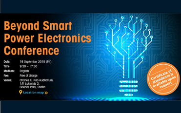 Beyond Smart Power Electronics Conference