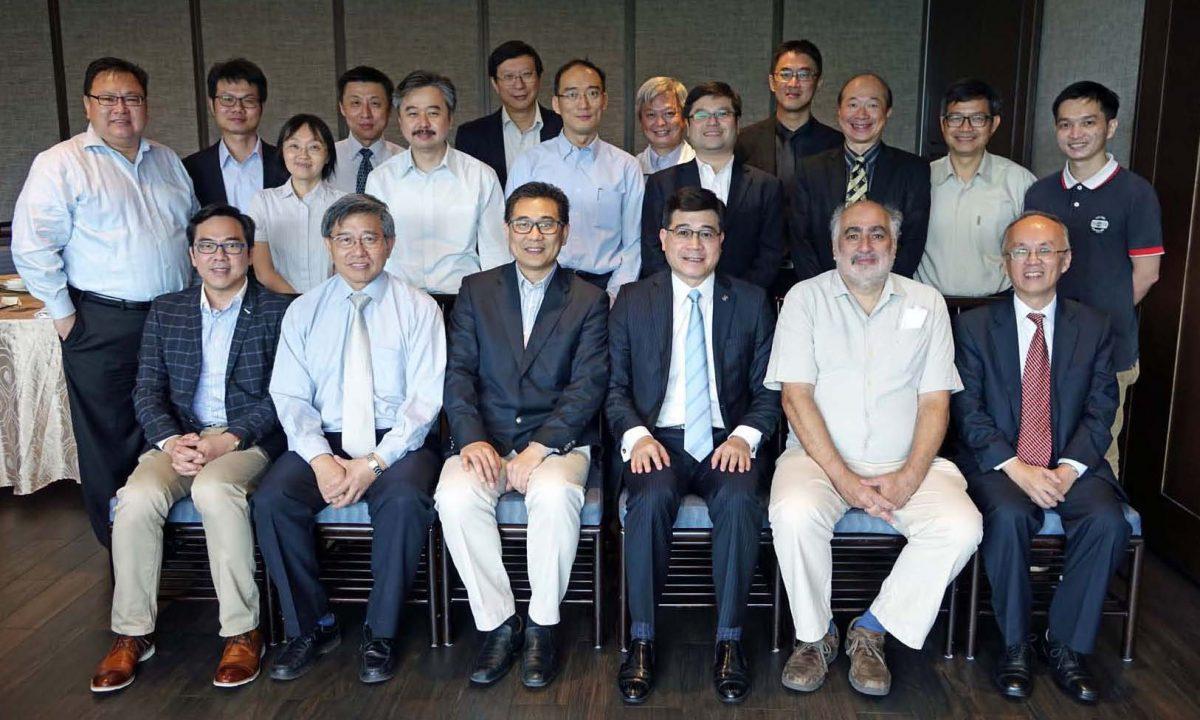 应科院成员担任理大电子及资讯工程学系顾问委员会成员