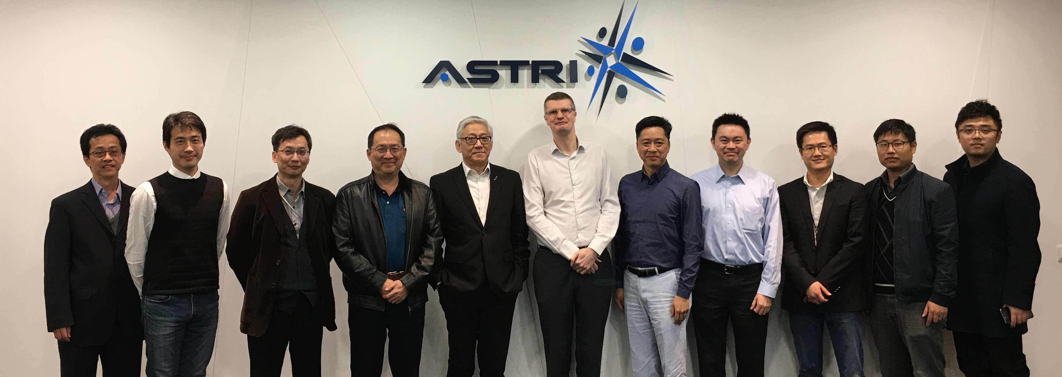 General Manager of Delphi (China) Technical Center visits ASTRI