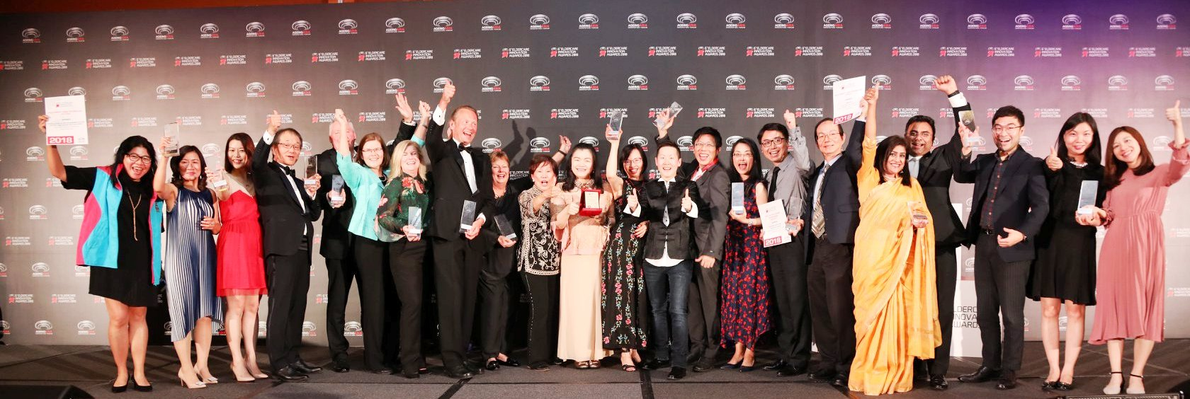 ASTRI's innovation that protects the elderly from wandering risk wins prestigious Asia-Pacific Eldercare Innovation Award