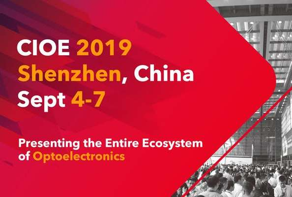 ASTRI supported the China International Opto-electronic Expo (CIOE)- one of the largest industry shows for Opto-electronics